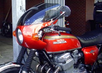 Honda Motorcycle Bodywork