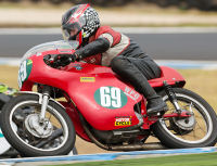 MV Agusta at Philip Island
